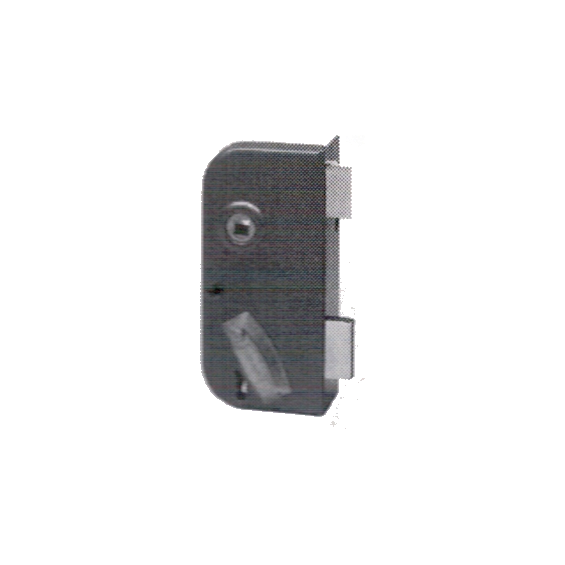Wall-mounted lock BRICARD Série 1911-1912