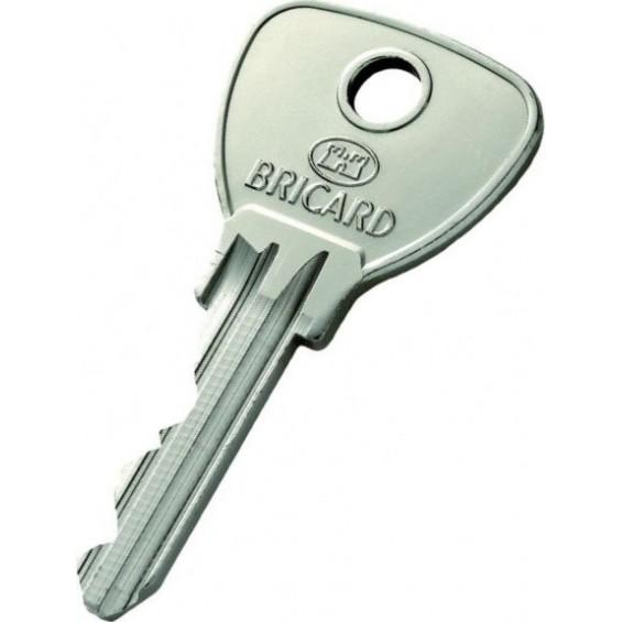 Supplementary Key  BRICARD Alpha