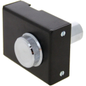 Locking bolts for multi-point locks