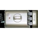 Electronic code latch