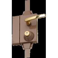 Fichet multi-point surface-mounted locks