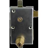 Iseo lock mechanism