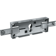 Locks for metal shutters