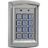Electronic code keypad